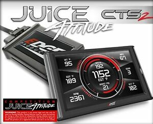 Edge 31701 Competition Juice W Attitude Cts2 For 01 02 Dodge Ram Cummins 5 9l