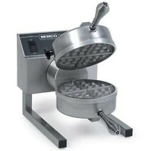 New Belgian Waffle Baker Removable Grids