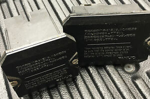 Fanuc Battery Unit 3 D Cell And 2 D Cell Holders Backup Lot Of 2