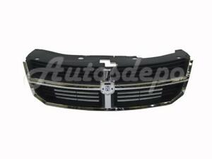 For 2008 2009 Dodge Avenger Grille Black With Chrome Frame New