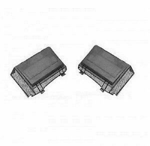 Genuine Bmw E39 Cabin Air Filter Housing Cover Set Left And Right New Oem