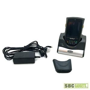 Symbol Wireless Mobile Computer barcode Scanner model Ppt8846 t2by1dww