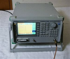 Anritsu Ms2667c 9khz 30ghz Spectrum Analyzer