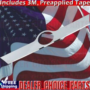 2012 2013 2014 Toyota Camry Chrome Tailgate Handle Cover Accent Trunk Hatch Trim
