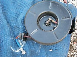 6nu34 Westward Air Hose Reel 300 Psi 3 8 X 50 Ft
