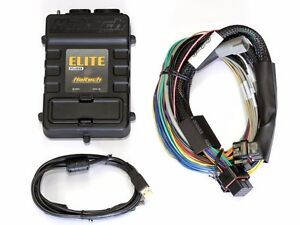 Haltech Ecu Elite 1500 dbw 1 2m 4 Ft Basic Universal Wiring Harness Kit