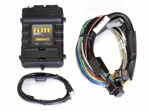 Haltech Ecu Elite 2500 dbw 1 2m 4 Ft Basic Universal Wiring Harness Kit