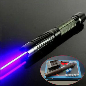 Blue Laser Pointer Pen Teaching aid Laser Tool Laser Flashlight Zoom Adjustable
