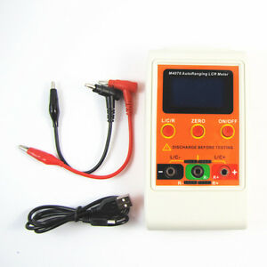 Professional M4070 Handheld Lcr Bridge Capacitance Inductance Meter
