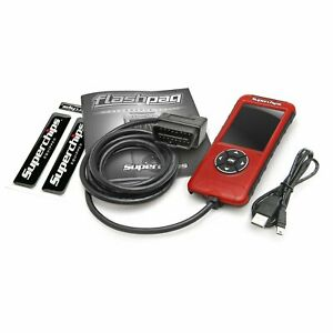 Superchips Flashpaq F5 Tuner For 98 14 Dodge Cars Trucks Gas Diesel 3845