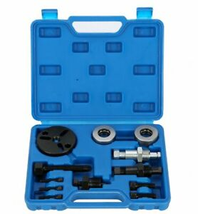 A C Compressor Clutch Remover Set Puller Installer Auto Air Conditioning Kit