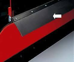 Boss Part Msc04587b 90 In Rubber Snow Deflector For Plows 7 6 Ft And Under