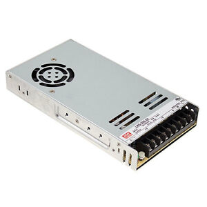 Mean Well Lrs 350 12 348w 12v 29a Single Output Switchable Power Supply