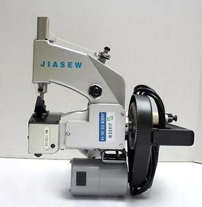 Jiasew Cs 26 1a Portable Bag Closer Heavy Duty Industrial Sewing Machine 110v