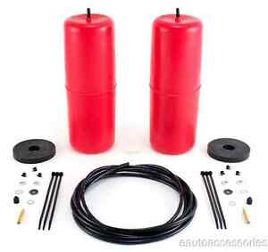 60818 Airlift Rear Air Spring Kit W 1000lb Load leveling Capacity Fits Ram 1500