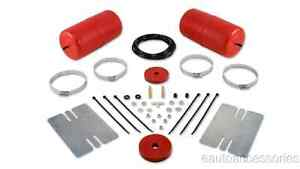 60769 Airlift Rear Air Spring Kit W 1000lb Load leveling Capacity Fits Tahoe