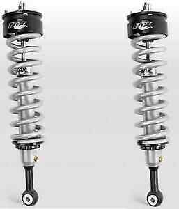 Fox Shox 985 02 018 Set Of 2 Front 2 0 Perf Coil over Ifp Shocks For Silverado