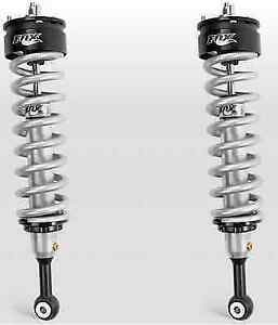 Fox Shox 985 02 007 Set Of 2 Front 2 0 Perf Series Coilover Ifp Shocks For F 150