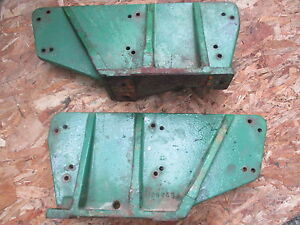 1964 Oliver 1800 Diesel Tractor Fender Plate Mounting Bracket Free Shipping