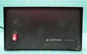 Astron Power Supply Model Rs 20a Output 13 8vdc 16 Amp Continuous