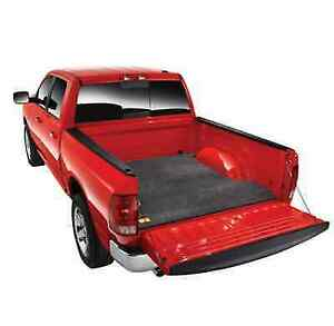 Bedrug Bmq17sbs Bed Mat Fits Spray In Or No Liner For Ford Superduty 6 5 Bed