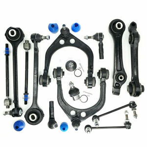 New 14pcs Front Suspension Kit For Rwd Chrysler 300 300c Charger Magnum