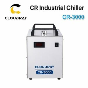 Cloudray 3000dg Industry Water Chiller 110v 1 Year Warrant For 60 80w Laser Tube