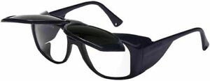Uvex Horizon Safety Glasses With Shade 5 Flip up Lens
