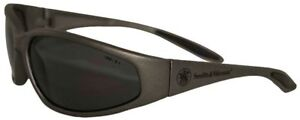 Smith Wesson Viewmaster Polarized Safety Glasses With Gray Lens