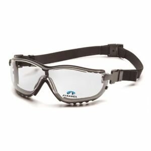 Pyramex V2g Bifocal Safety Glasses goggle Clear Lens Multiple Diopters