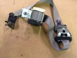 05 06 07 08 Ford F150 Extended Super Cab Rear Left Seat Belt Assembly Gray