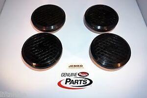 Rotary Lift T100272 Round Adapter Set For Newer Lifts With Trio Arms 1 1 2