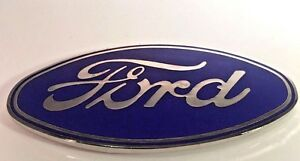 1928 1929 1930 Model A Ford Radiator Grille Shell Metal Emblem W Adhesive Mount