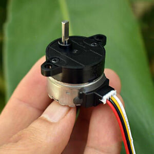 10pcs Micro 5mm Sanyo 2 phase 4 wire Precision Stepper Motor Mini Stepping Motor