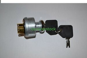 Yale Forklift Truck Ignition Switch 330033568 580021375 580022227