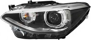 Hella Bi xenon Left Sdie Headlight With Led Drl For Bmw 1 Series F20 F21 2011