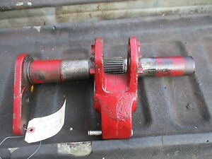 1962 Farmall 404 Gas 3 Point Hitch Top Bracket Assembly Free Shipping
