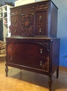 Furniture Depression Era Bedroom Suite Or Any Part Of It
