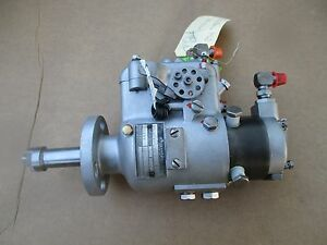 1963 John Deere Farm Tractor 3010 Fuel Injection Injector Pump Free Shipping