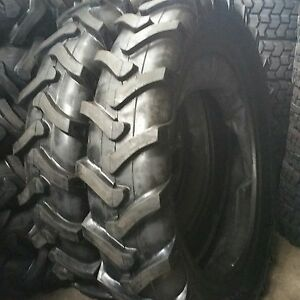 2 tires 18 4x38 18 4 38 12 Ply Tractor Tires With Tubes 18438 Free Shipping