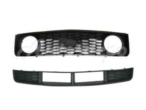 For 2005 2009 Ford Mustang Gt Front Bumper Lower Grille Center Grille