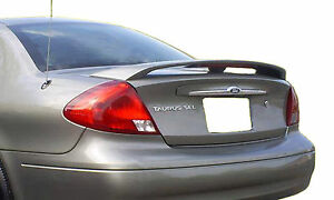 Painted All Colors Ford Taurus Factory Style Spoiler 2000 2007