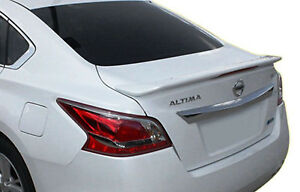 Painted All Colors Spoiler For A Nissan Altima Factory Style 2016 2018