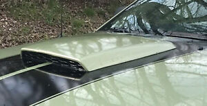 Painted Hood Scoop For A 2005 2009 Ford Mustang Factory Style