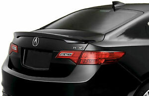 Unpainted Gray Primer Spoiler For Acura Ilx Factory Style Spoiler 2013 2018