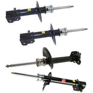 Kyb Suspension Front Rear Set Of Struts For Chrysler Dodge Plymouth Neon