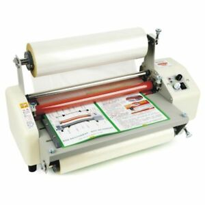 Eco 13 330mm A3 Laminator Four Rollers Hot Roll Laminating Machine Ac220v