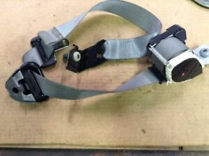 05 06 07 08 Ford F150 Extended Super Cab Rear Right Seat Belt Assembly Gray