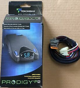 Prodigy P2 Brake Controller New 90885 Fits Chevy Gmc Buick Harness 2008 2016