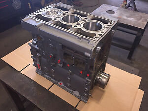 Detroit Diesel 3 53 Reman Engine Short Block W Cylinder Kits Reman Oil Pump